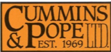 Cummins and Pope logo